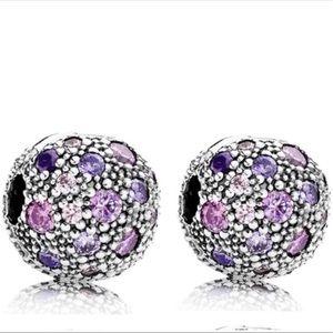 Purple cosmic clips 💜✨